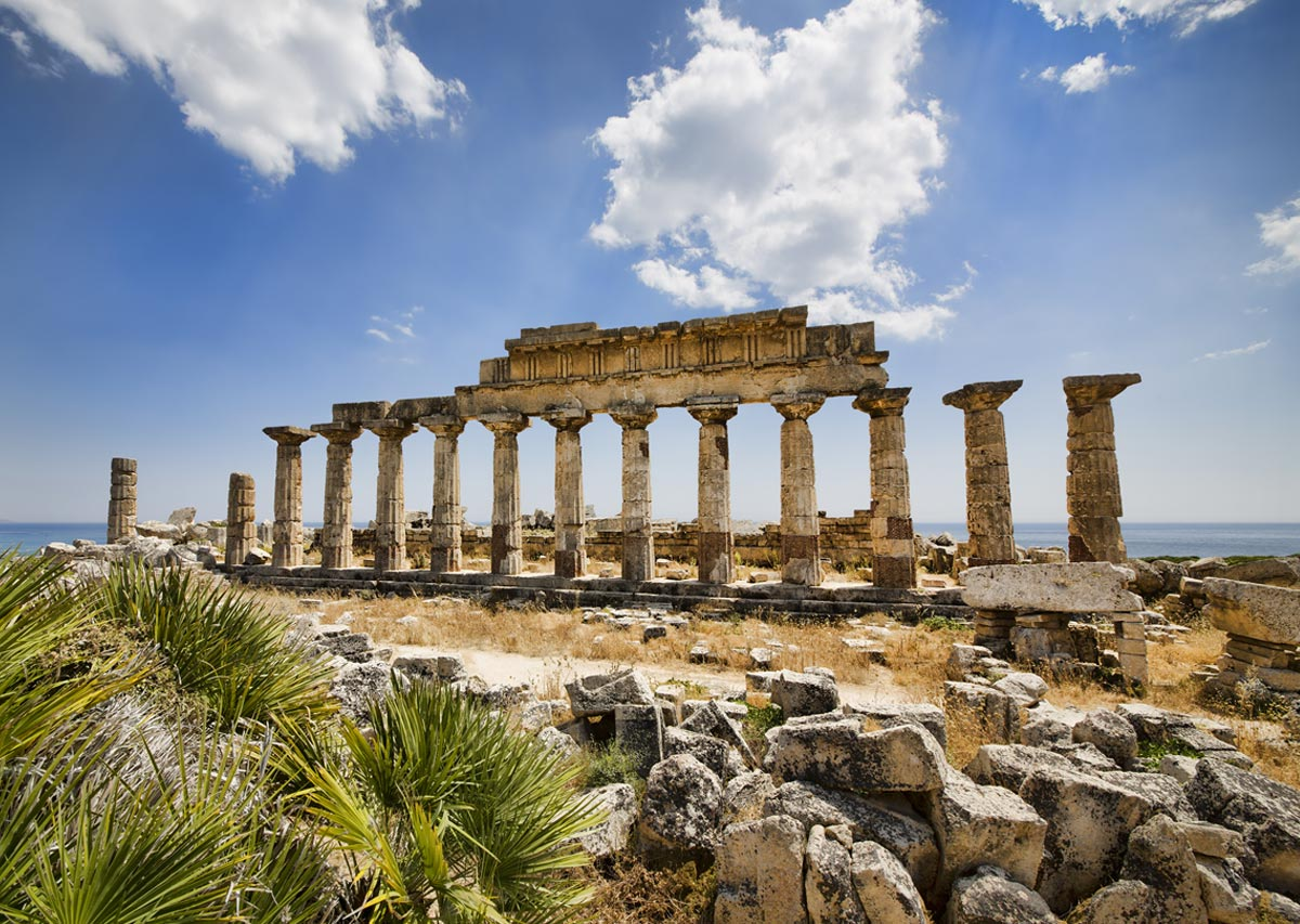 Moox per Flumen - Tempio di Selinunte